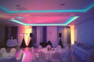 Impreza firmowa, Hotel Brant